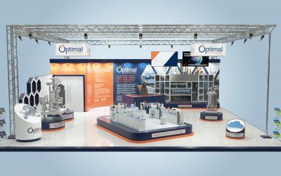 Optimal goes hybrid at CHEMUK 2021